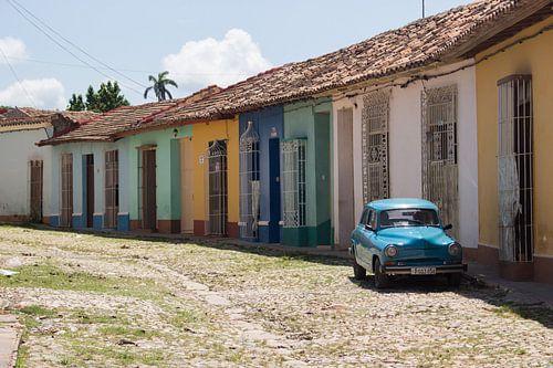 Oldtimer Trinidad van Margo Smit