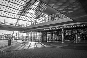 De Ruijterkade - Centraal Station van