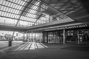 De Ruijterkade Hauptbahnhof von Hugo Lingeman