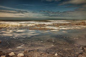 noordzee zeeland van anne droogsma