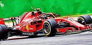 Kimi Räikkönen // Saison 2018 // F1