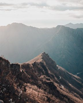 Toscaanse Alpen van Job Duijnkerke