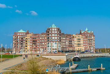 Batavia Hafen Lelystad von Ivo de Rooij