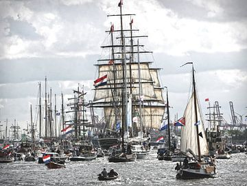 Sail  Amsterdam von Bert Westendorp