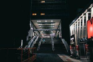 Osaka avond