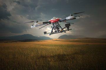 De smart drone van H.m. Soetens