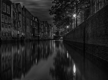 50 shades of Dordrecht (Voorstraathaven) van Edo van Kemseke