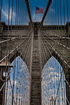 Brooklyn-Brücke von Nynke Altenburg
