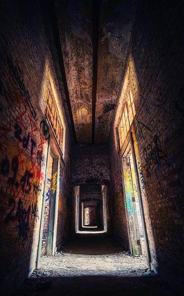 Der beleuchtete Flur von Joris Pannemans - Loris Photography