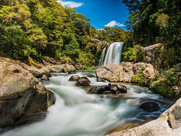 Wasserfall von Jasper van der Vos