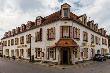 Hotel Restaurant de la Plage in Wissant van Easycopters