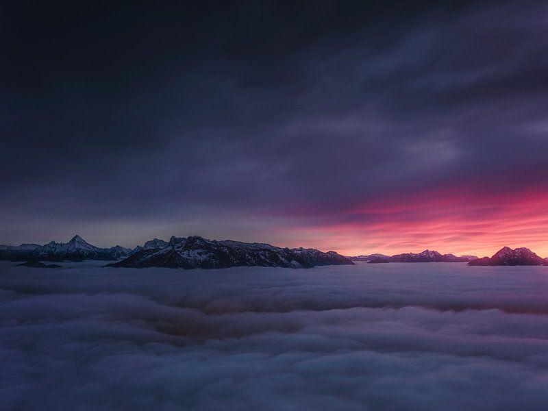 Berchtesgadener Land von Thomas Weber