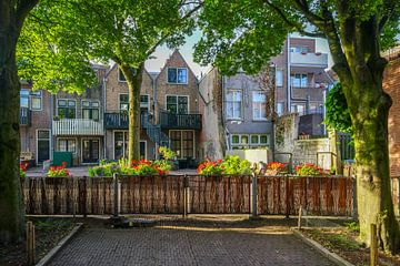 Vista in Dordrecht von Dirk van Egmond