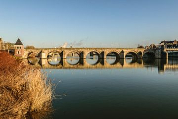 Sint Servaas brug Maastricht van Bert Heuvels