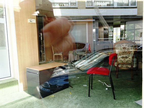 Urban Reflections 49 van MoArt (Maurice Heuts)
