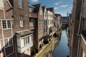 Dordrecht, Voorstraathaven sur Jan Sluijter