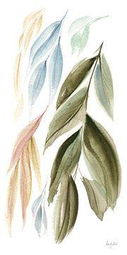 Bladcascade, Kristy Rice van Wild Apple