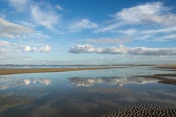 Zee&wolken von Irene Lommers
