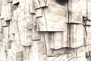 Q-Cubes 3D - Jeu d'ombre cubiste