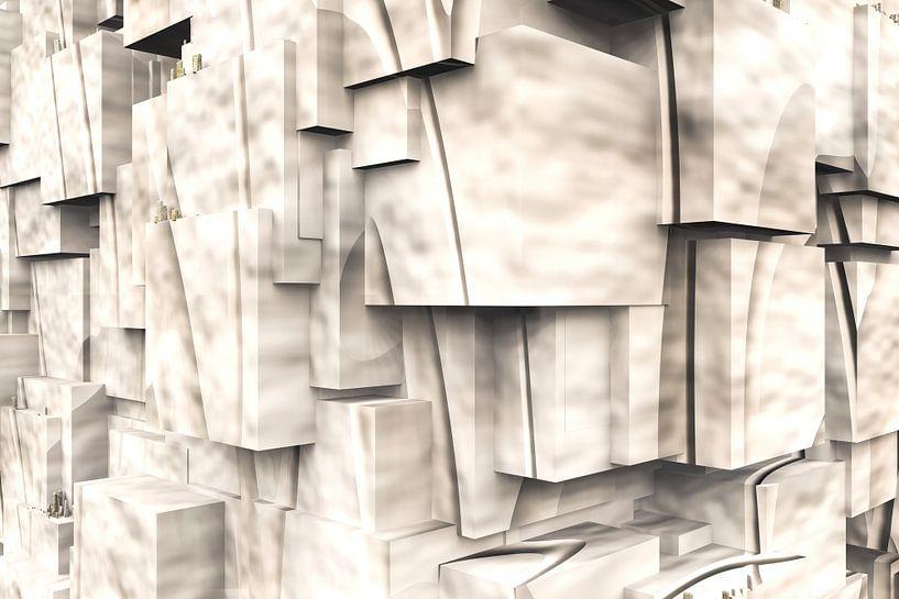 Q-Cubes 3D - Jeu d'ombre cubiste sur Max Steinwald