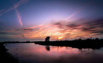 Vor Sonnenaufgang von Jeroen Mikkers