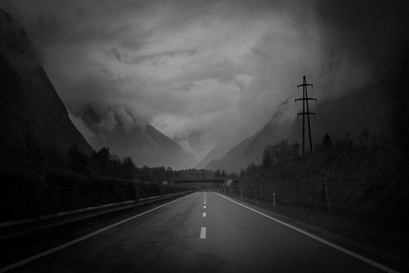 Onderweg van Juliën van de Hoef
