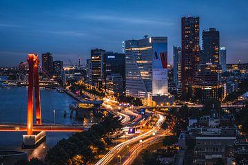 Soirée à Rotterdam sur Jeroen Linnenkamp