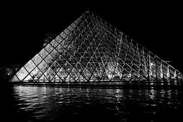 Louvre  van Pieter Boogaard