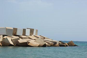 Einde boothaven von Aurelie Vandaele