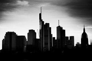 Skyline von Frankfurt am Main von AXpctrs