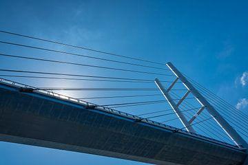 Rügenbrücke relie Rügen au continent sur Rietje Bulthuis