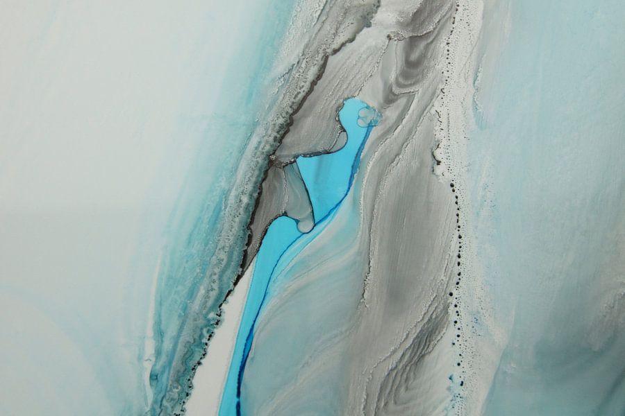 Deep Waters I van Carla Mesken-Dijkhoff