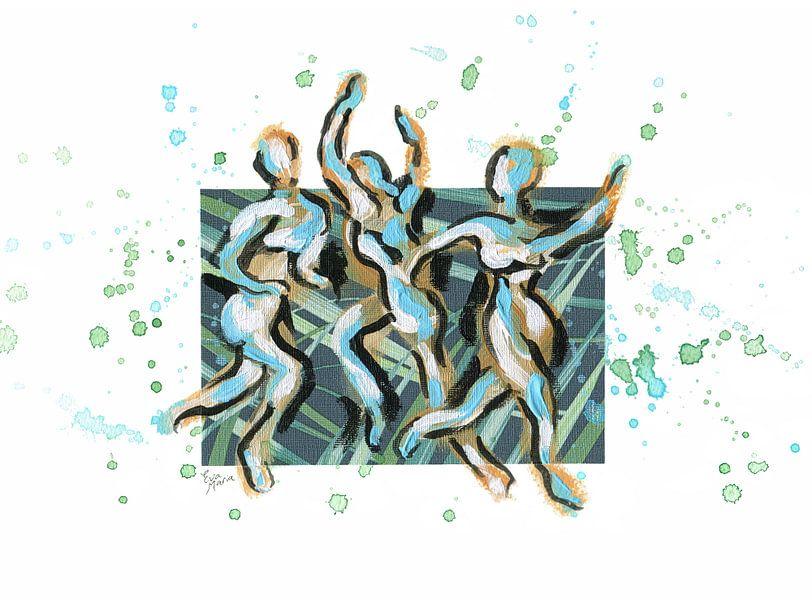 Tanz mit von ART Eva Maria
