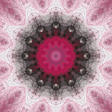 Mandala Art  18 von Marion Tenbergen