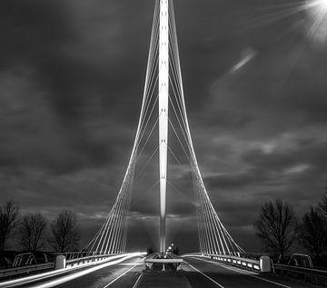 Santiago Calatravabrug sur Arno Prijs