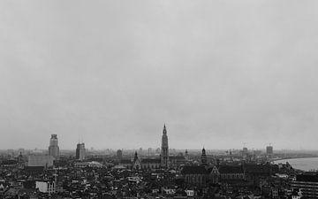 Stadtbild - Antwerpen von Maurice Weststrate