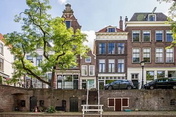 Huizen langs de Oudegracht sur De Utrechtse Internet Courant (DUIC)