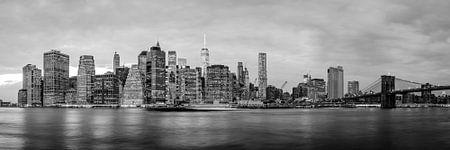 New York Skyline Panorama 2