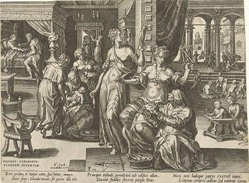 Geburt, Pieter Jalhea Furnius