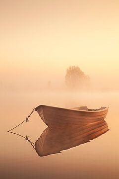 Morning glow van Halma Fotografie
