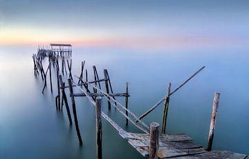 De oude pier, Fran Osuna van 1x