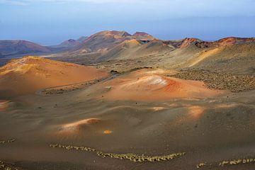 Timanfaya Nationalpark auf Lanzarote von Alice Berkien-van Mil