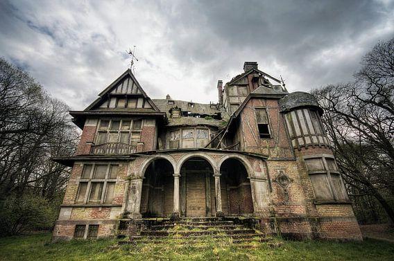 Urbex - Miss peregrines house