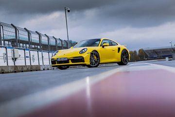 Porsche 911  - Autovisie Supertest Assen van Martijn Bravenboer