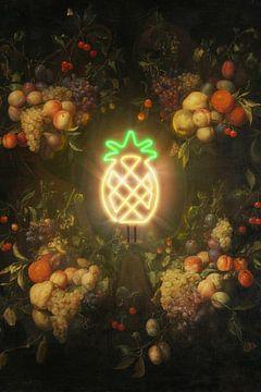 De Heilige Ananas van Jonas Loose