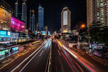 Shenzhen schläft nie. von Bob Offenbach