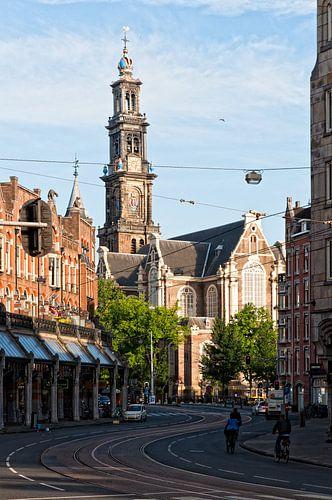 Westerkerk Amsterdam van