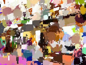 A Swirling Mass van Judith Robben