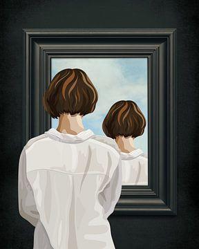 Reflections of a Doubt van Marja van den Hurk
