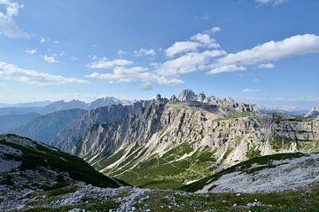 Dolomieten - Uitzicht bij Drei Zinnen van